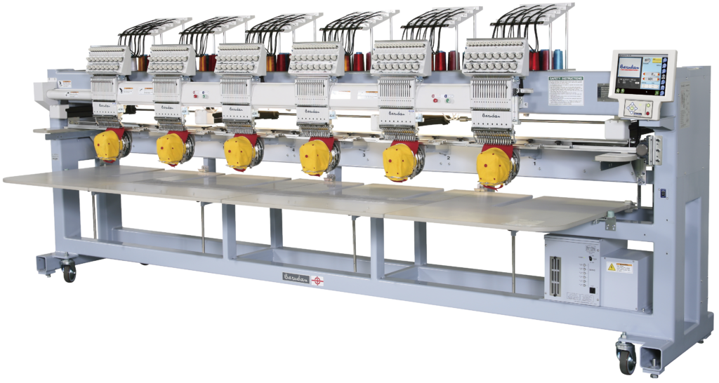 K Series Multihead Machines