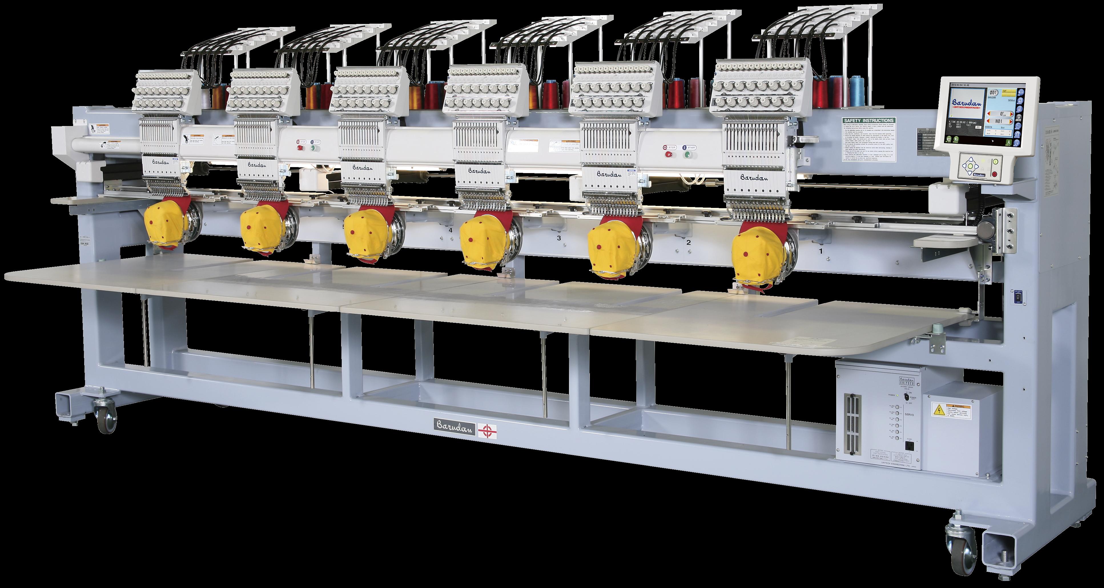 K Series Multihead Machines
